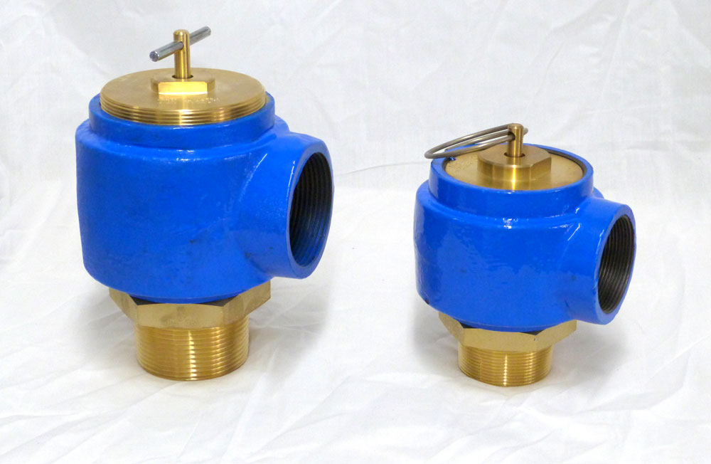 Spring-type Relief Valves