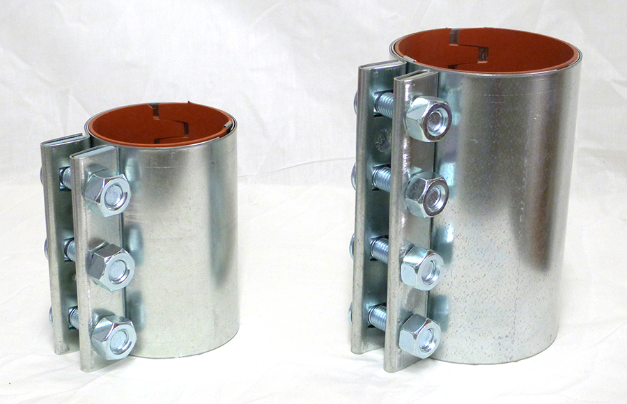 3 and 4 Bolt Compression Couplings