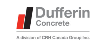 Dufferin Concrete logo