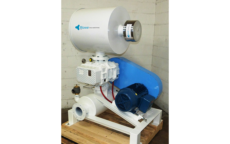 Compact Silencer Package TL70 for Pepsico Foods